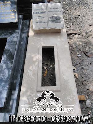Makam Marmer Tulungagung, Harga Kijing Marmer, Jual Makam Marmer