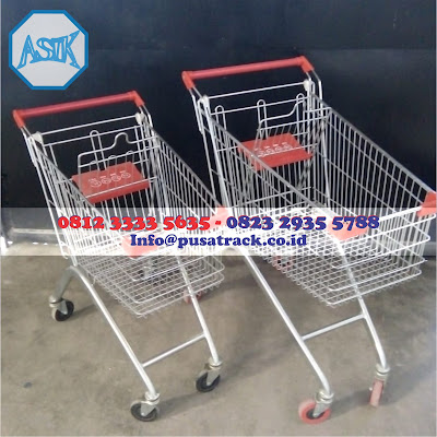 trolley Supermarket Lebong