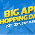Flipkart #BigAppShoppingDays: List of Offers