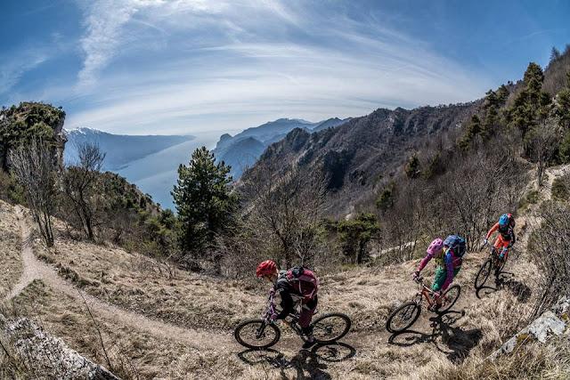 geführte biketouren mtb mountainbike gardasee