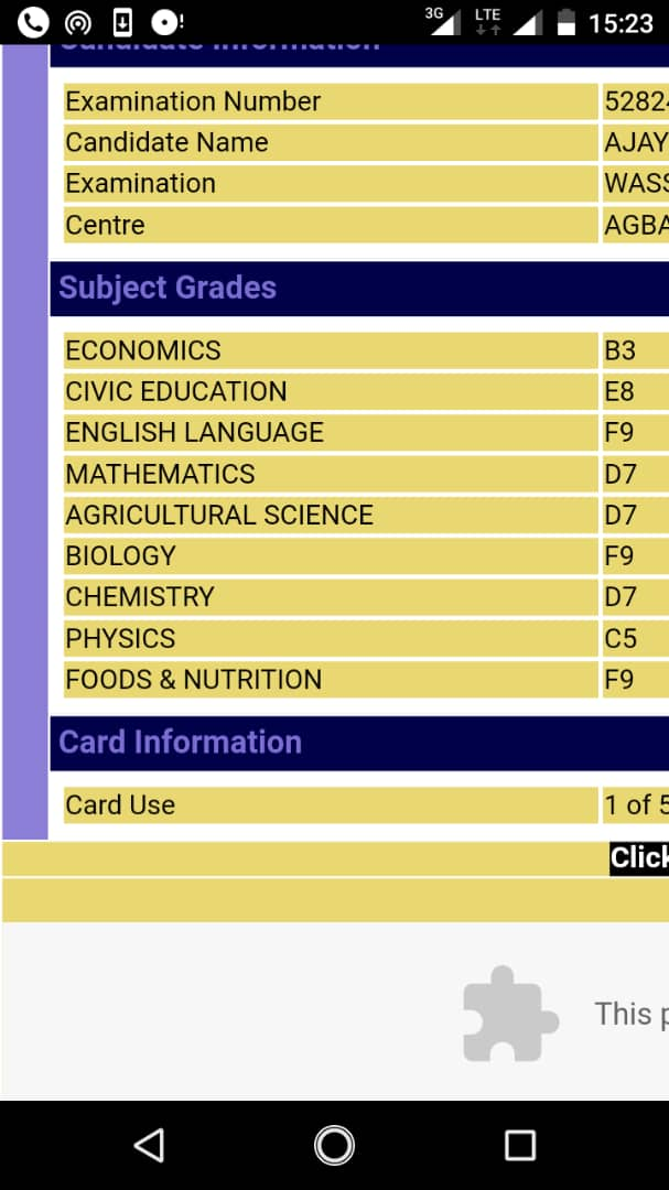 Waec gce 2019 results are out - BlazeGossips