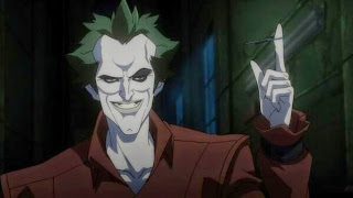 The Joker Suicide Squad movie Batman Assault on Arkham DC Universe Animated Original Movie