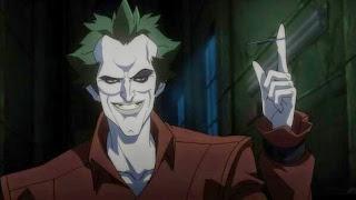 The Joker Suicide Squad movie Batman Assault on Arkham DC Universe Animated Original Movie