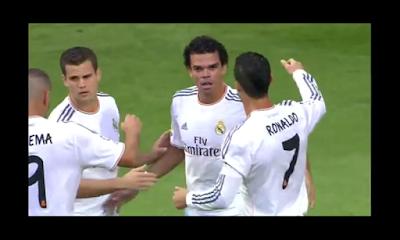 15 Gol Pepe Di Semua Kompetisi Bersama Real Madrid Dari 2009 Sampai 2017