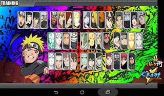 Download Naruto Senki Mod v1 by Bang Apk