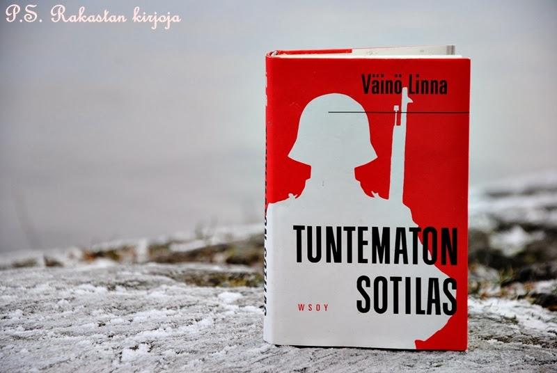 Väinö Linna Tuntematon Sotilas