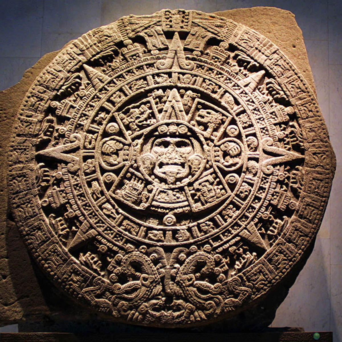 Indonesian Space Research: Peradaban Suku Maya