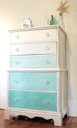 paint dresser blue