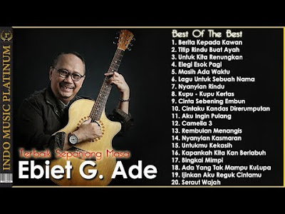 Ebiet G Ade Full Album Best Of The Best