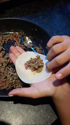Jiauze Rezept - chinesische Maultaschen