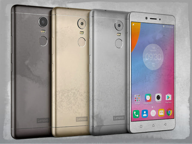 Lenovo K6 Note Review and Photos