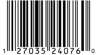Código de Barras para convite ingresso
