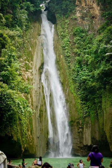 Mantayupan Falls  Cebu Tourist Spot