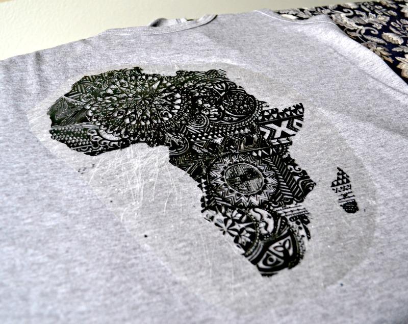 Graphic T Shirt Using Heat Transfer Vinyl Rachel Teodoro