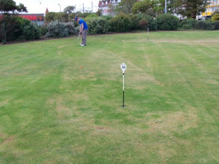 Arnold Palmer Putting course in Skegness, Lincolnshire