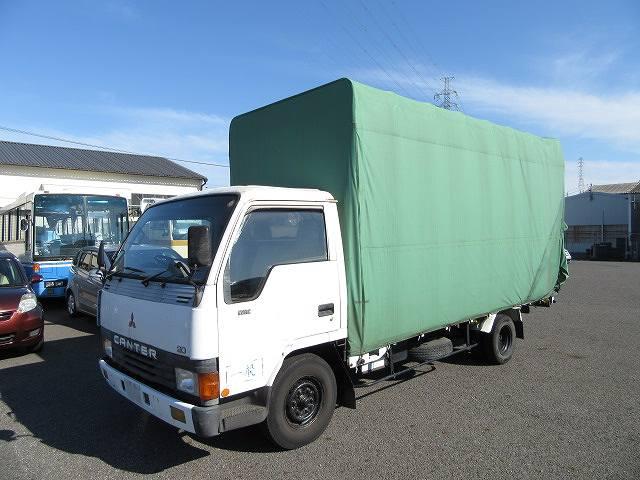 19515A5N8 1988 Mitsubishi Canter 2ton