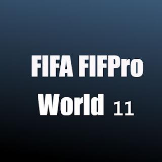 55 مرشحاً لجائزة FIFA FIFPro World11