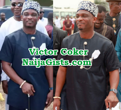 Image result for victor tonye coker naijagists