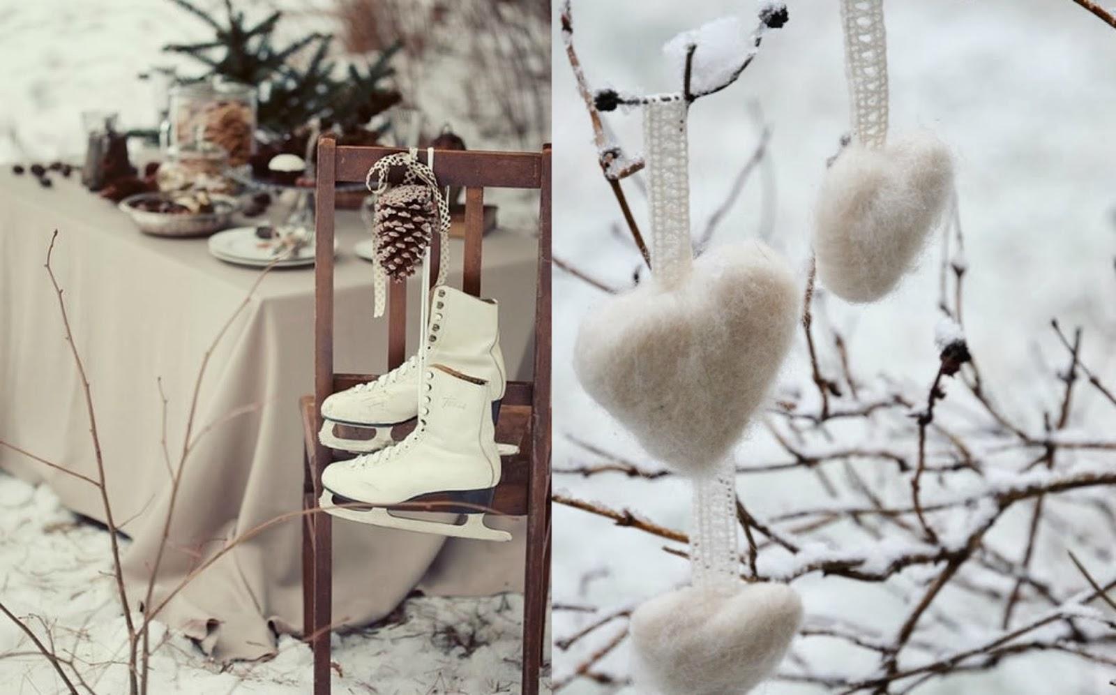 zimno i snieg