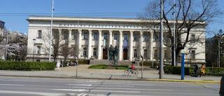 Biblioteca Nacional de Sofía.