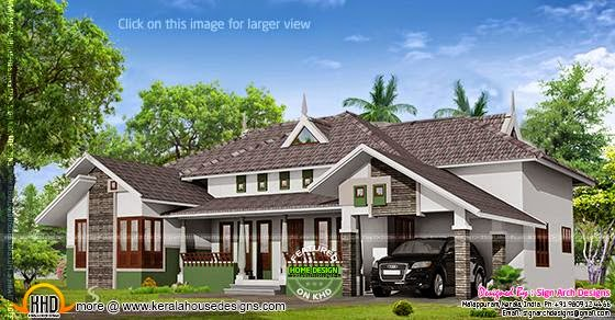 Home single floor