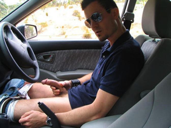 Mens pantyhose feet relaxing 1