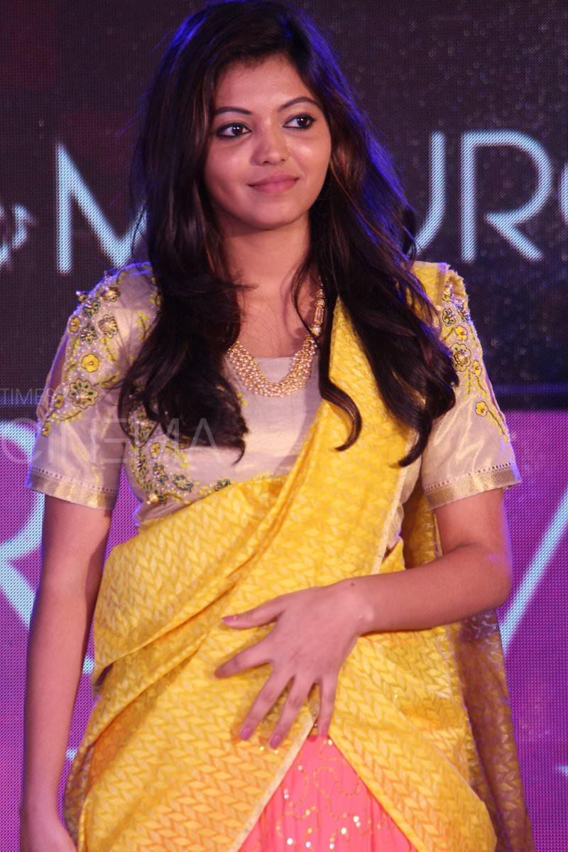 Athulya Ravi at Glamourogue Magazine launch