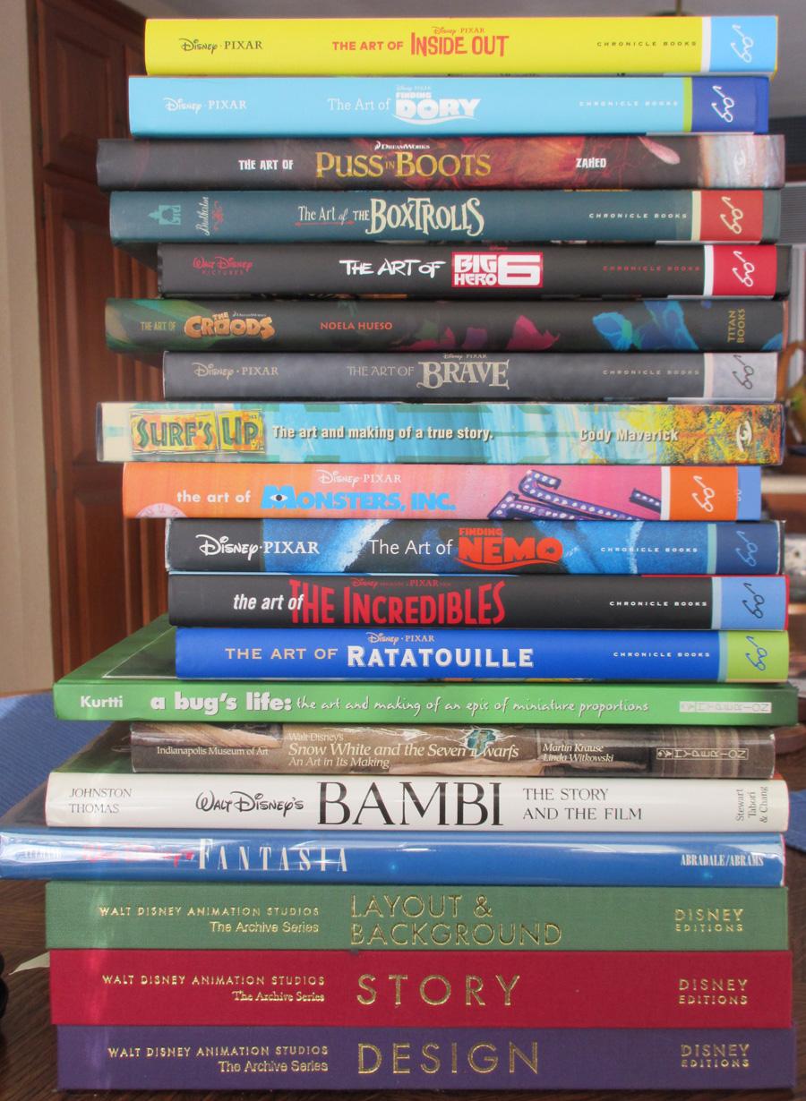 Best artist books