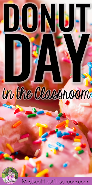 Celebrate Donut Day in the classroom this June 2nd! This round-up post of fun Donut Day activities, crafts, books and donut treats is all you need. Healthier donut-themed treats and seasonal ideas are also included!