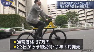 バンムーフ vanmoof エレクトリファイド Electrified x 電動アシスト自転車