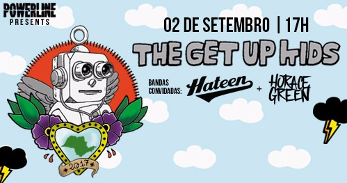 The Get Up Kids inicia turnê com extenso repertório de clássicos