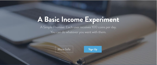 Universal Basic Income Experiment
