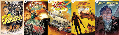 Army of Darkness - Furious Road #1
