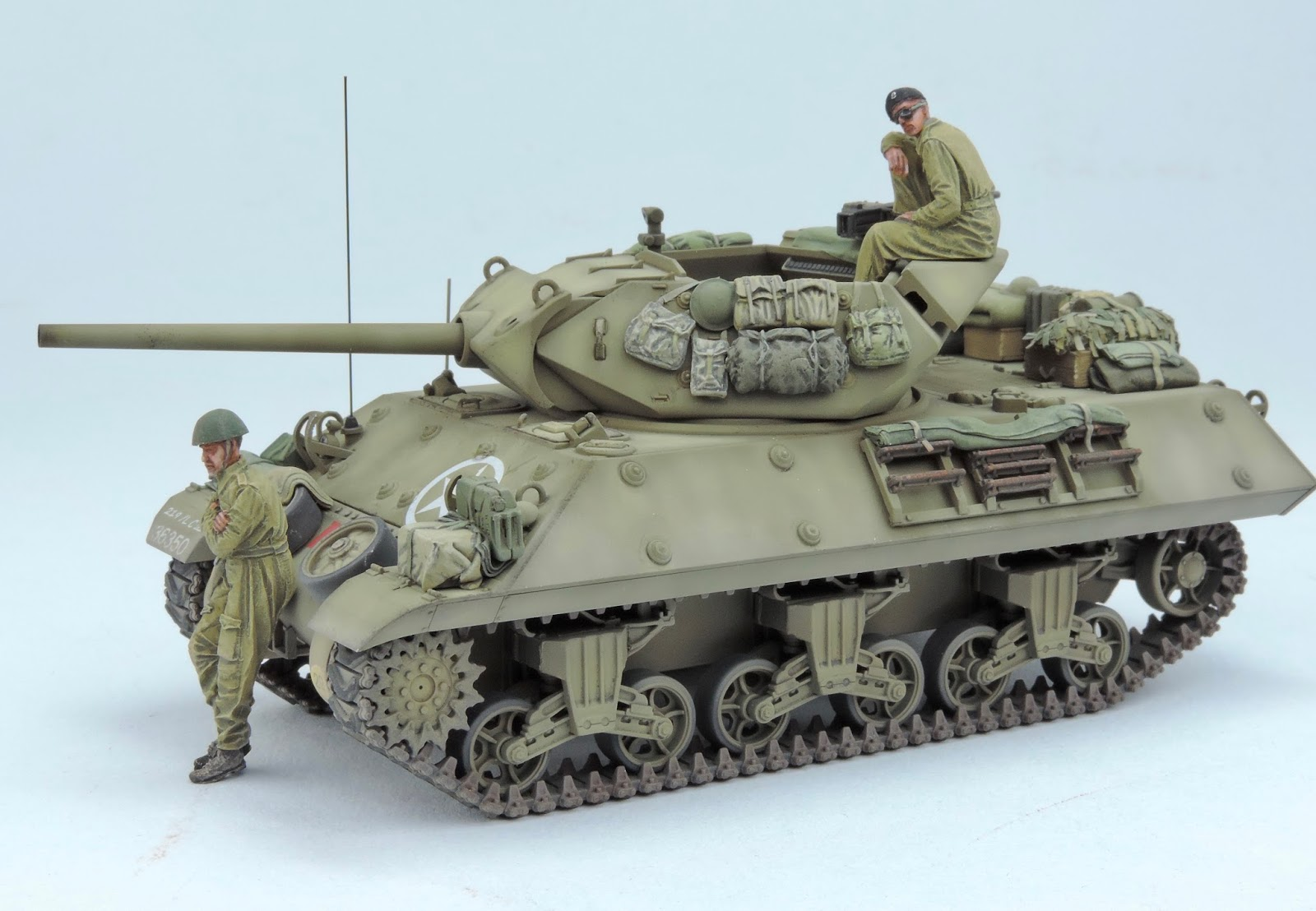 Pete S Model World Tamiya M10 Almost Done - M10