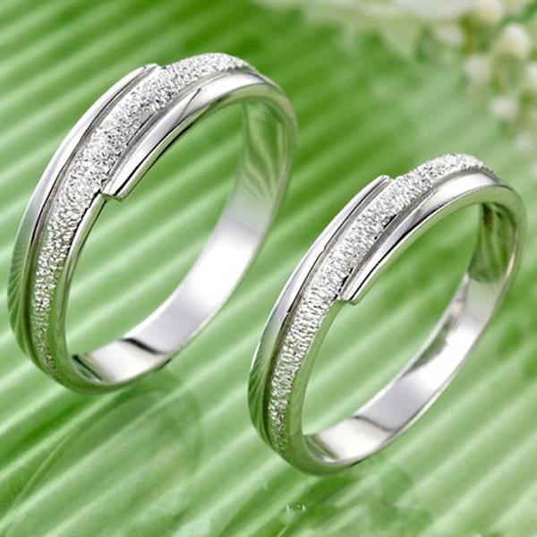 Nhẫn đôi nhẫn cặp BND409B