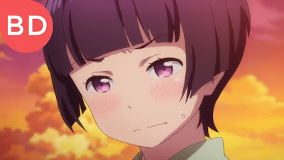 Eromanga-sensei BD Episode 9 - 10 (Vol.5) Subtitle Indonesia