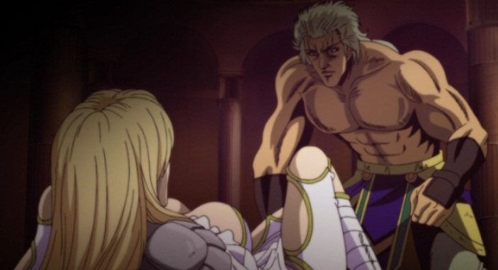 Fist of the north star hentai