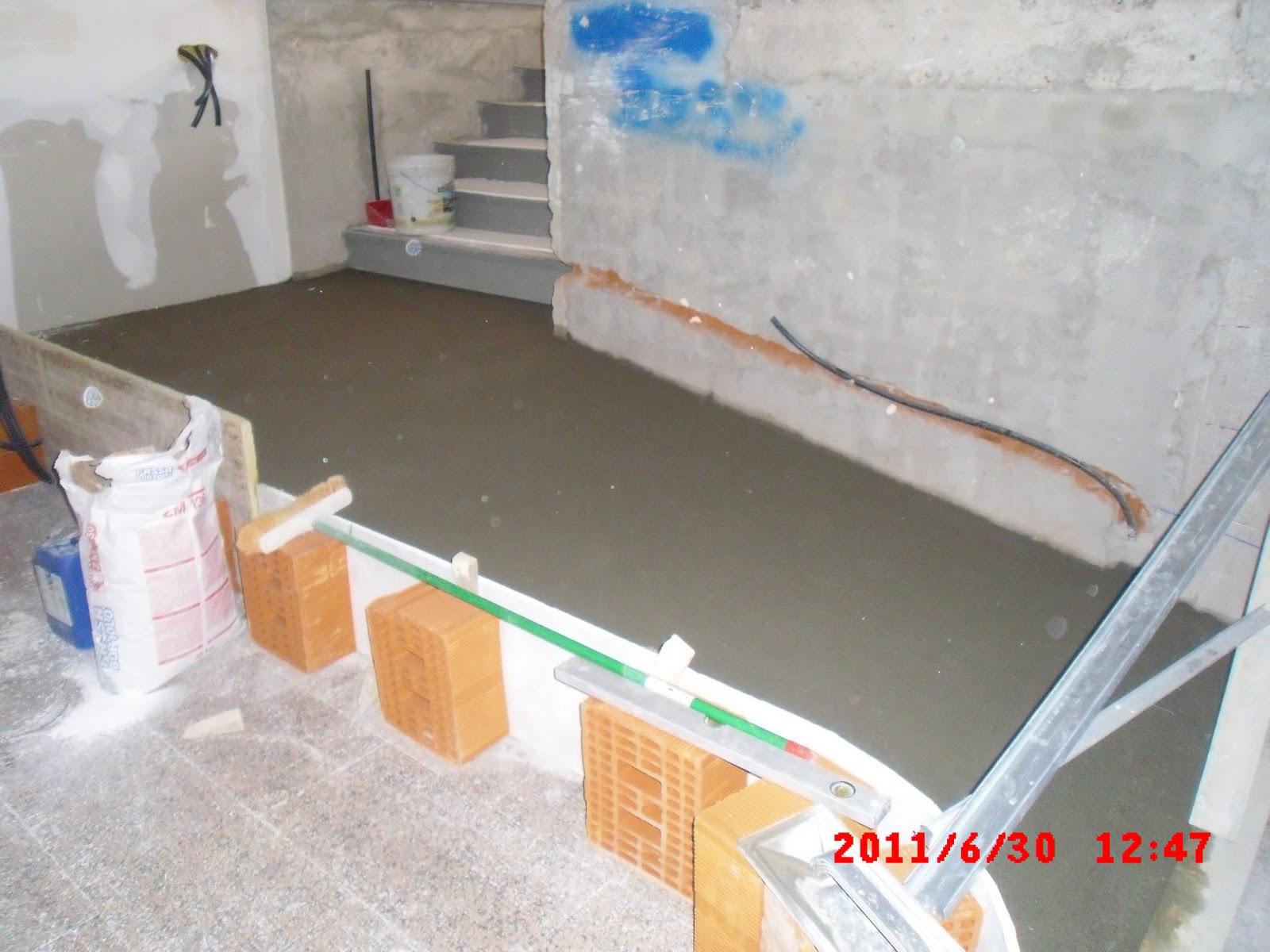 Demolizione Scala In Cemento Armato rinforzo solaio in ristorante a cinisello + costruzione