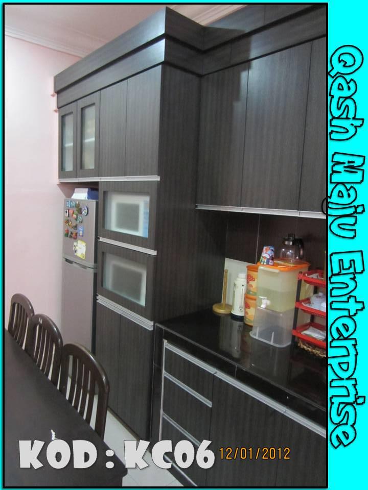 Kitchen Cabinet Kabinet Dapur Amp Renovations In Johor Kabinet Dapur Di Taman Uda Utama Tampoi