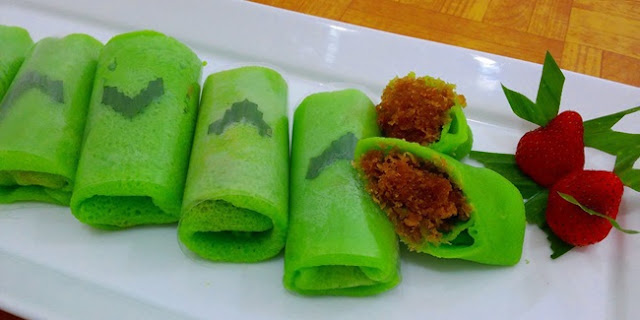 Resep Kuliner Tradisional Dadar Gulung