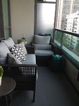 Room Condo Balcony