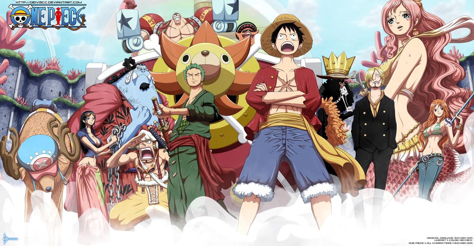 One Piece Anime Online