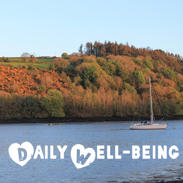 Make Time Daily For Your Wellbeing