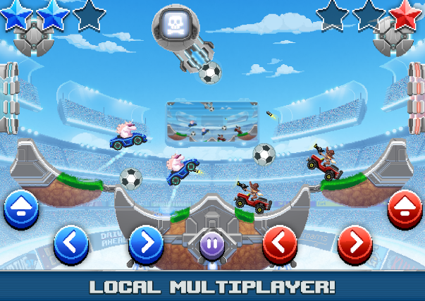 Download Drive Ahead! Sports MOD APK 1.2.0 Mod Money ...