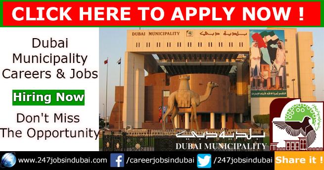 Hiring Now at Dubai Municipality Jobs and Careers