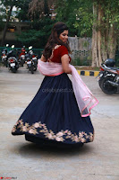 Actress Aathmika in lovely Maraoon Choli ¬  Exclusive Celebrities galleries 051.jpg