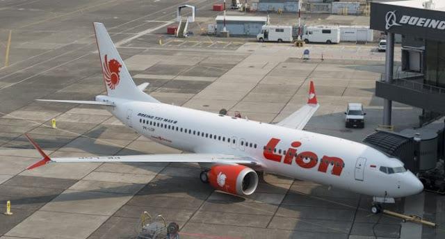 Buntut Kecelakaan Lion Air, Kemenhub Periksa 27 Pesawat Buatan Boeing, Ini Hasilnya