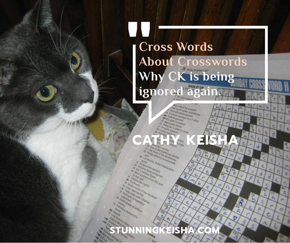 Cross Words About Crosswords
