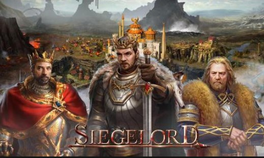 Siegelord: Clash of Empires Apk Free on Android Game Download
