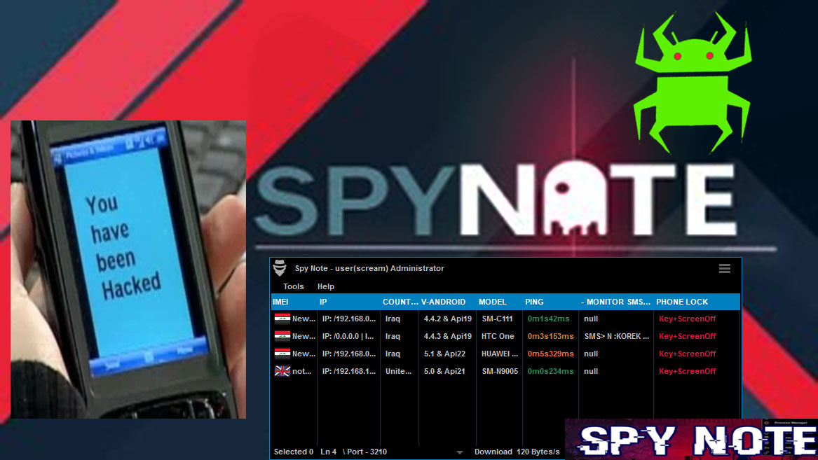 download spynote v6